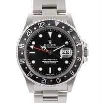 Rolex Gmt-master II 40mm In Acciaio Ref. 16710
