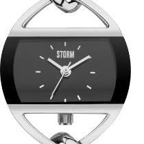Storm London TEMPTRESS 47279/BK  Damenarmbanduhr Mit Anhängern