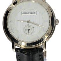 Audemars Piguet Jules Audemars Small Second White Gold