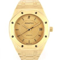 Audemars Piguet Royal Oak 15090 Nick Faldo Gold with box and...