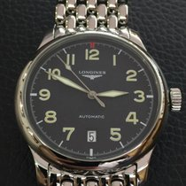 Longines Avigation Special Séries stainless steel