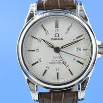 Omega De Ville GMT Co-Axial