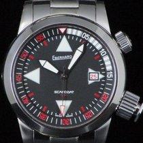 Eberhard & Co. Scafodat 500 ref. 41025 Steel Automatic...