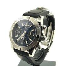 Breitling Chronomat 44 Chrono B01 - Blue-FullSet- AB0110