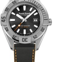 Louis Erard SPORTIVE  CLOCK FACE  BLACK 69107AA02