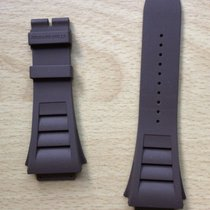 Richard Mille Brown Rubber Strap for RM30 RM55 RM35 Models