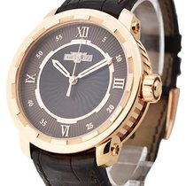 Dewitt T8.AU.003 Twenty 8 Eight Automatic in Rose Gold - on...