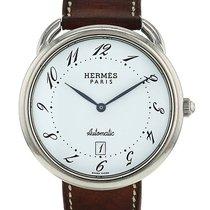 Hermès Arceau en acier Ref : AR4.810 Vers 2010