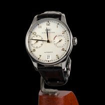 IWC Portuguese Automatic Seven Days Power Reserve Steel 42mm