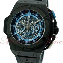 Hublot Big Bang King Power Diego Maradona, Skeleton Dial,...