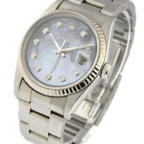 Rolex Used 16234_used_custom_mop Mens DATEJUST with Oyster...