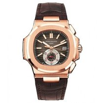 Patek Philippe Nautilus 18K Solid Rose Gold