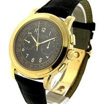 Patek Philippe 5070J Ref 5070J Chronograph in Yellow Gold - on...