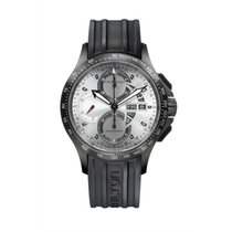 Hamilton Men's H64656351 Khaki King Chronograph Watch
