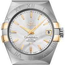 Omega Constellation Co-Axial Automatic 38mm 123.20.38.21.02.005