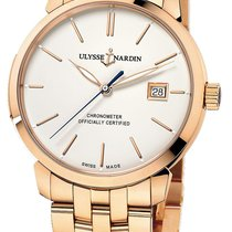Ulysse Nardin San Marco Classico Automatic 40mm 8156-111-8/91