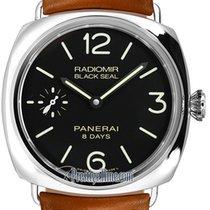 Panerai Radiomir Black Seal 8 Days 45mm pam00609