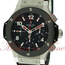 "Hublot Big Bang 44mm ""Special Edition"", Black Dial..."