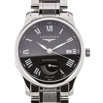Longines Master 39 Automatic Power Reserve