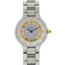 Cartier 21 SS / 18K Yellow Gold 1340