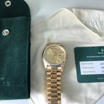 Rolex President Day Date II 36 mm 18k Yellow Gold