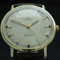 Omega Geneve Handaufzug Cal.601 1968 Rev. 02/2017