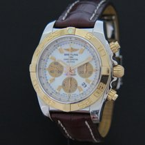 Breitling Chronomat 44 Steel/Rose Gold M.O.P Dial