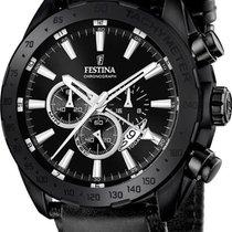Festina Chrono Sport F16901/1 Herrenchronograph 2. Zeitzone
