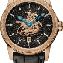 Louis Moinet LIMITED EDITION. ST.GEORGE