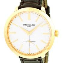 "Patek Philippe Gent's 18K Rose Gold  Ref # 5123 R ""Cal..."