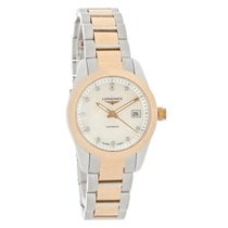 Longines Conquest Classic Ladies Swiss Automatic Watch...