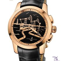Ulysse Nardin Hourstriker Oil Pump Rose Gold - 6106-131/E2-oil