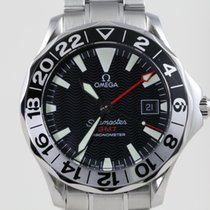 Ωμέγα (Omega) Seamaster GMT 50th Anniversary 41mm Ref. 2234.50.00