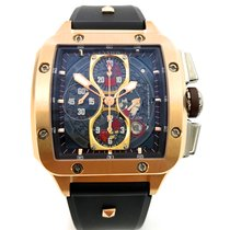 Cvstos EVOSQUARE 45 LIMITED EDITION CHRONOGRAPH  18K Pinkgold 750