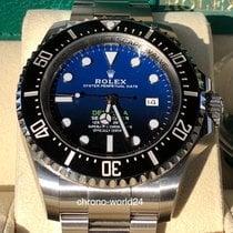 Rolex Deepsea D Blue James Cameron 126660  2018 box&papers