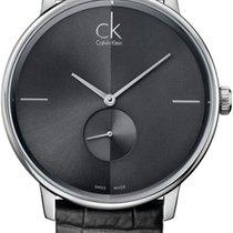 ck Calvin Klein Accent K2Y211C3 Elegante Herrenuhr Design...
