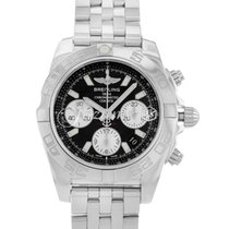 百年靈 (Breitling) AB011012|B967|375A CHRONOMAT 44MM POLISHED...