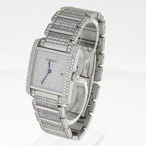 Cartier Tank Francaise Full Diamond