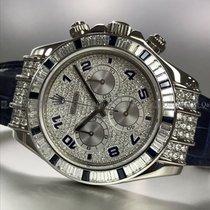 Rolex - Daytona WG Full Diamond