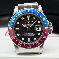 "ロレックス (Rolex) 1675 GMT Master 1675 Blue / Red ""Pepsi..."