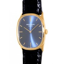 Patek Philippe Elisse 3546 Yellow Gold, Leather
