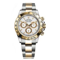 Rolex Cosmograph Daytona Steel And 18K Yellow Gold
