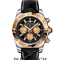 Breitling Chronomat 44  Gold/Steel 18K CB011012/B968/743P/A20BA.1