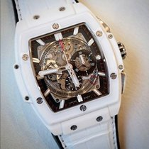 Hublot Spirit of Big Bang 601.HX.0173.LR White Ceramic Watch