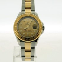 Rolex Yacht-Master  Lady Steel/Gold 169623