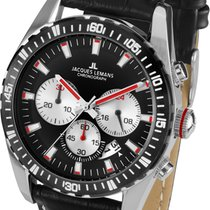 Jacques Lemans Sport Liverpool Chronograph 1-1801C