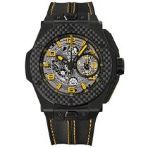 ウブロ (Hublot) Big Bang Ferrari  Ceramic Mens WATCH 401.CQ.0129.VR