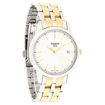 Tissot Classic Dream Mens 2Tone Swiss Quartz Watch T033.410.22...