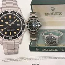 Rolex Double Red Sea Dweller Mark