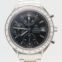 Omega Speedmaster Chronograph Date Black Dial (Box&Papers)
